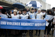 """UN Women for Peace"" March Marking International Women's Day 7.076355"