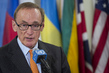 Foreign Minister of Australia Briefs Press on Syria and Afghanistan 10.9873295