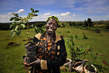 "UN Forum on Forests Photo Competition Winner: ""Face of the Mau: Community Leader Planting Trees"" 14.547665"