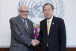 Secretary-General Meets Joint Special Representative for Syria 1.0659871
