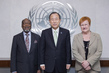 Secretary-General Meets Co-Chairs of Population Task Force 2.8578713