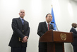 Secretary-General Speaks to Press on Syria Chemical Weapons Investigation 0.9231719