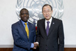 Farewell Call by Permanent Representative of Central African Republic 2.8578713