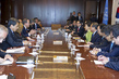 Secretary-General Meets President of Republic of Korea 2.85606