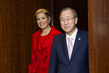 Secretary-General Meets Queen of Netherlands 2.85606