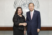 Farewell Call by Permanent Representative of Brazil 2.85606
