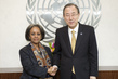 Secretary-General Meets with Director-General of UNON 2.85606
