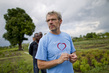 French Actor Lambert Wilson Visits Haiti 7.076355