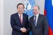 Secretary-General Meets with President of Russian Federation 2.2854772
