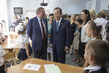 Secretary-General Visits School in Sochi 2.2854772