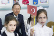 Secretary-General Visits School in Sochi 3.7605255