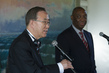 Secretary-General Speaks to Press with Foreign Minister of Mozambique 3.232752
