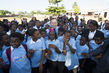 Secretary-General Visits Samsão Muthemba Secondary School in Maputo 1.0