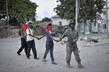 Youth Being Screened in Mogadishu to Safeguard Security