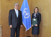 Permanent Representative of New Zealand to UNOG Presents Credentials 1.0