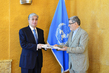 Permanent Representative of Iran to UNOG Presents Credentials 0.021843854