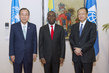 UN and World Bank Heads Meet Prime Minister of Democratic Republic of Congo 0.019113373