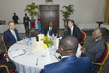 DRC President Hosts State Dinner for UN and World Bank Heads