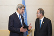 Secretary-General Meets U.S. Secretary of State 3.756281