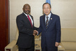 Secretary-General Meets with President of Burundi 3.756281