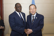Secretary-General Meets with President of Senegal 3.756281