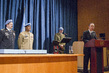 International Day of Peacekeepers: Dag Hammarskjöld Medal Award Ceremony 4.54582
