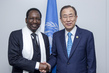 Secretary-General Meets Interim President of Mali 1.4351591