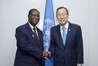 Secretary-General Meets President of Côte d'Ivoire 0.40326315