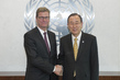 Secretary-General Meets Foreign Minister of Germany 2.8559604