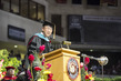 Secretary-General Receives Honorary Degree, Delivers Commencement Address at University of Denver 2.2847683