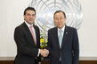 Secretary-General Meets Foreign Minister of Former Yugoslav Republic of Macedonia 2.8558917
