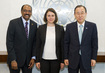 Secretary-General Meets Head of UNAIDS 2.8558917