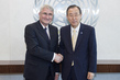 Secretary-General Meets Deputy Foreign Minister of Czech Republic 2.8558917