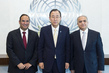 Secretary-General Meets Permanent Representatives of Iraq and Kuwait 2.8558917