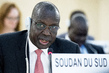Human Rights Council Considers Technical Assistance, Country Reports on South Sudan and Mali 1.0740794
