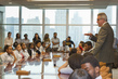 Harlem High School Students Tour UNHQ 4.5457883
