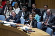 Angelina Jolie Speaks at Security Council Meeting on Women, Peace and Security 4.696334