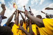 Community Football in El Fasher, North Darfur 10.347097
