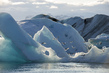 Jökulsárlón Glacial Lagoon, Southeast Iceland 12.455329