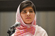 Malala Addresses Youth Assembly for Universal Primary Education 7.1840982