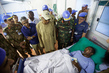 UNAMID Peacekeepers Recuperate in Nyala Following Deadly Ambush 4.4426184