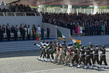 French Military Parade Celebrating Bastille Day 1.418169