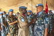 UN Medal Parade for UNMIL Nepalese Police Officers 4.6340494