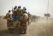 Military Delegation from Bamako Arrives in Tessalit, Northern Mali 4.7349725