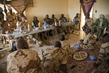 Military Delegation from Bamako Arrives in Tessalit, Northern Mali 4.6572514