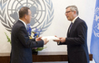 Permanent Representative of Croatia Presents Credentials 1.413949