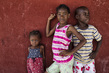 Children at an IDP Camp in Haiti 7.1148725