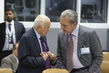Arab League Ministers Discuss Syria on Margins of UN General Assembly 12.779423
