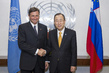 Secretary-General Meets President of Slovenia 1.5905012