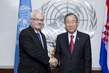 Secretary-General Meets President of Croatia 1.413949